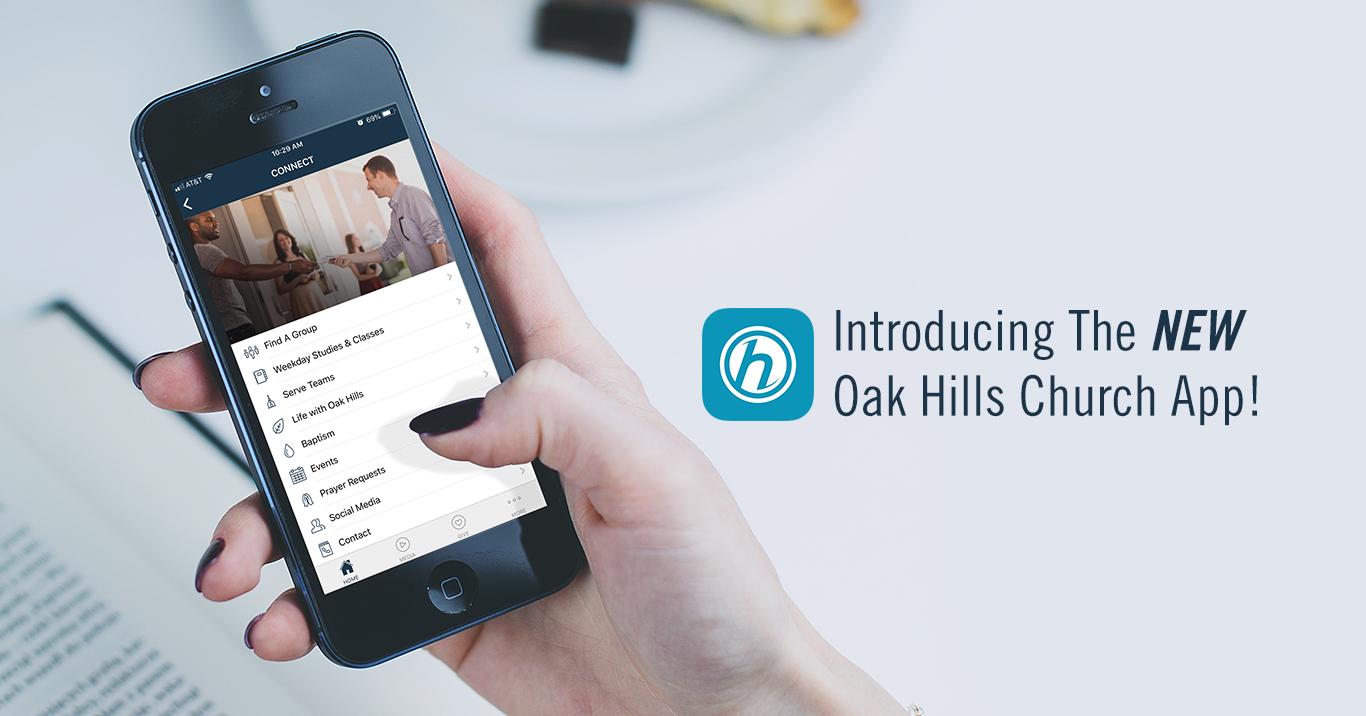 App | Oak Hills Church